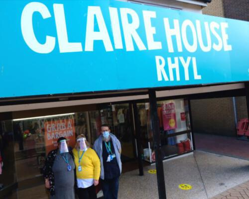 Claire House Rhyl 1